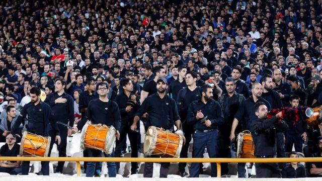 الاتحاد الدولي يحرم التعبير عن اي رسائل سياسية او دينية او تجارية في المباريات الدولية