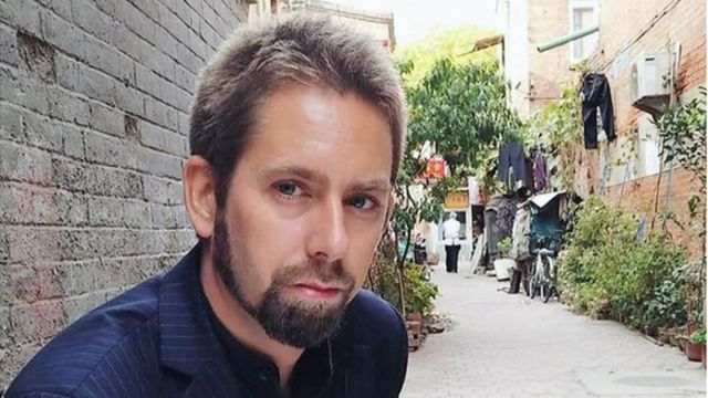 Swedish activist Peter Dahlin 'confesses' on China TV