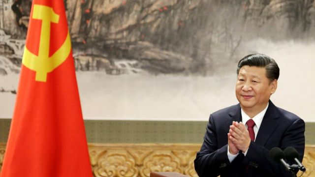 El presidente Xi Jinping