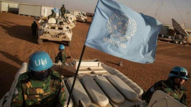 Malgré la présence des casques bleus la situation sécuritaire au Mali reste préoccupante.