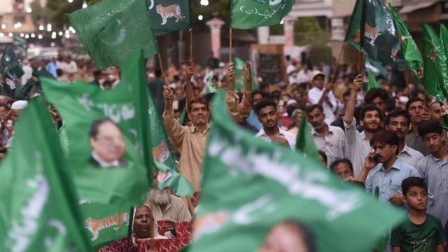 مسلم لیگ کے حامی