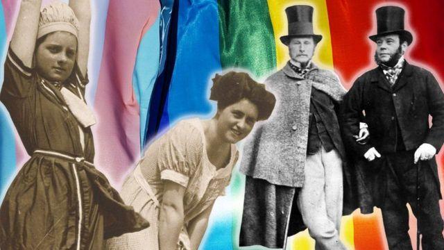 同志骄傲月:LGBT历史上鲜为人知的五个故事(photo:BBC)