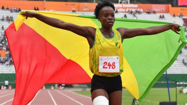 jeux francophonie 2017, abidjan, athlétisme 100m