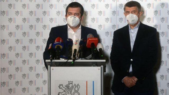 Прем'єр-міністр та міністр закордонних справ Чехії