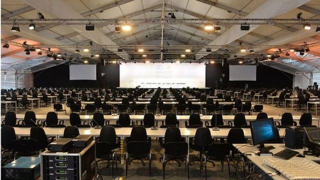 """Selon Salaheddine Mezouar, président de la COP22, les discussions du Maroc sont """"un nouveau départ pour la communauté internationale""""."""