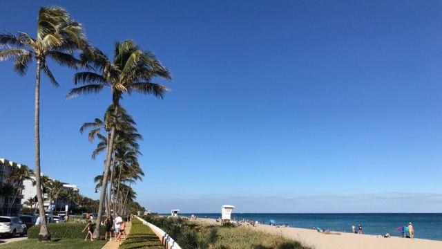 Playa de Palm Beach