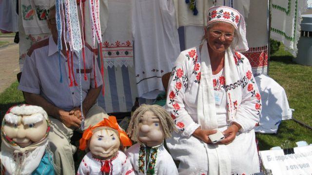 Куклы-обереги от Валентины Никитиной