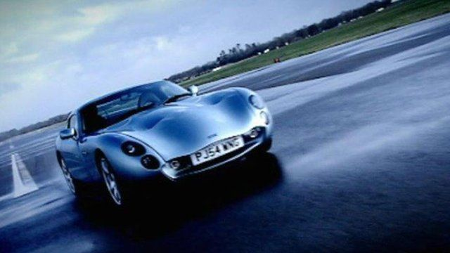 TVR sports car's history - in 0-60 seconds