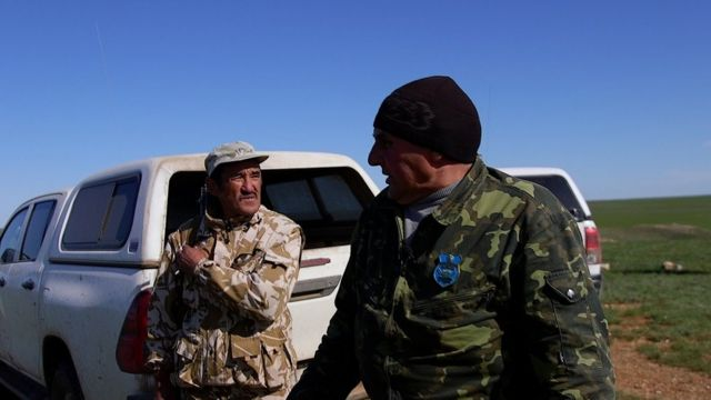 Saiga ranger's death sparks Kazakh call for justice