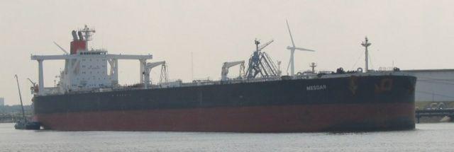 The Mesdar tanker