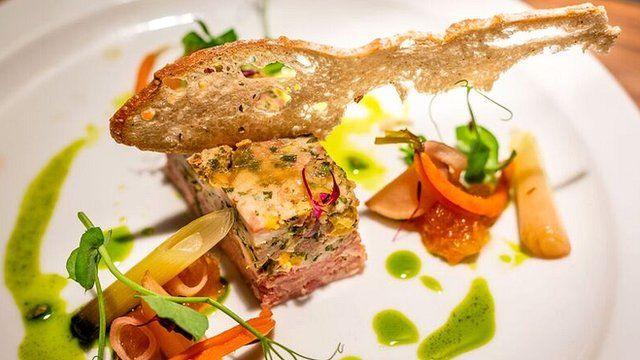 Basque food prize