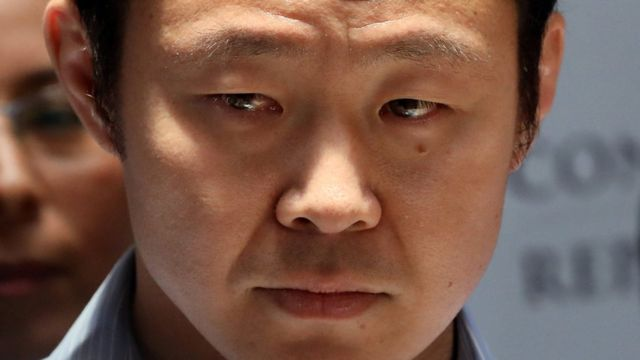 Kenji Fujimori.