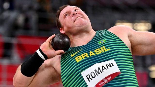 Darlan Romani compete em Tóquio