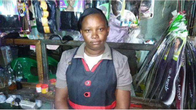 Mamake Mbithe , Eunice Nziva