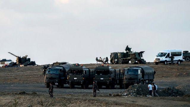 ПВО Турции