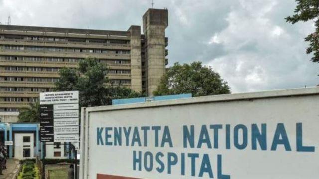Kenya, hôpital,