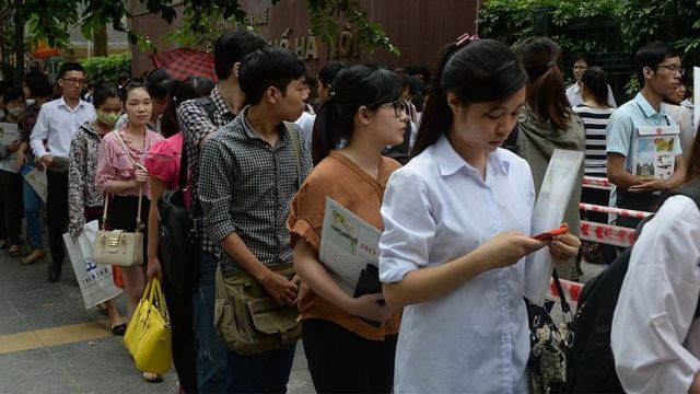 Hanoi Tax Department civil servant exam