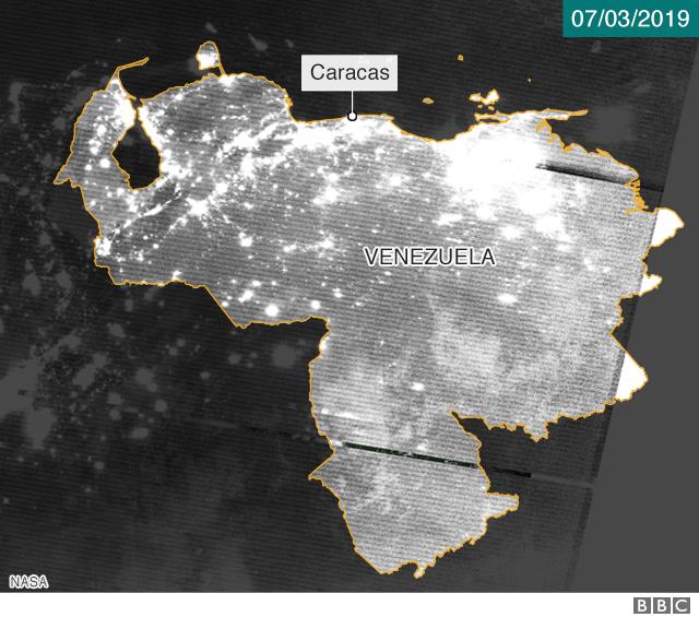 Venezuela el 7 de marzo