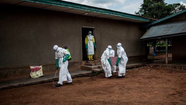 Ebola outbreak don tey reach six months for DR Congo
