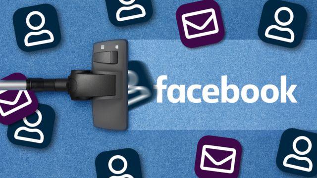 Fejsbuk usisava informacije