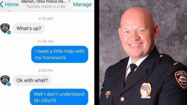 Facebook MARION OHIO POLICE