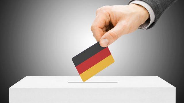 Voto na Alemanha
