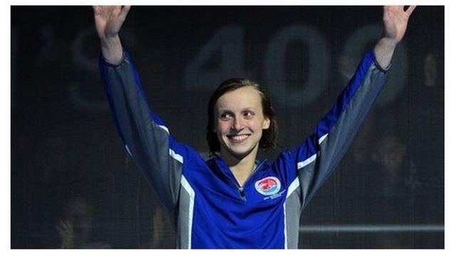 Ledecky é recordista mundial de três distâncias e dona de 10 medalhas de ouro em Mundiais