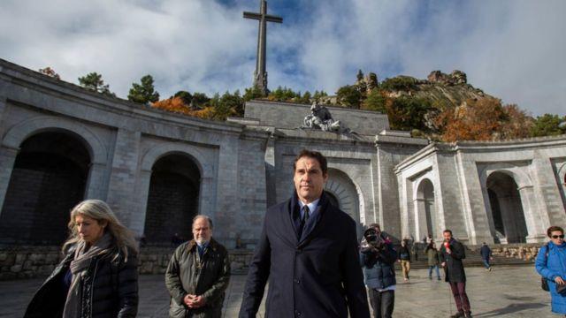 Nieto de Franco en el Valle