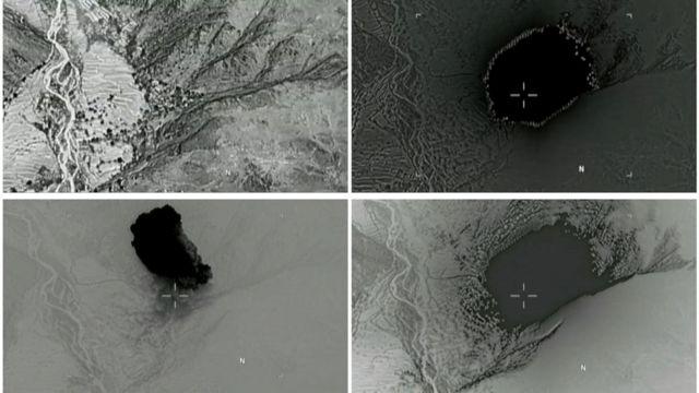 Фотографии взрыва
