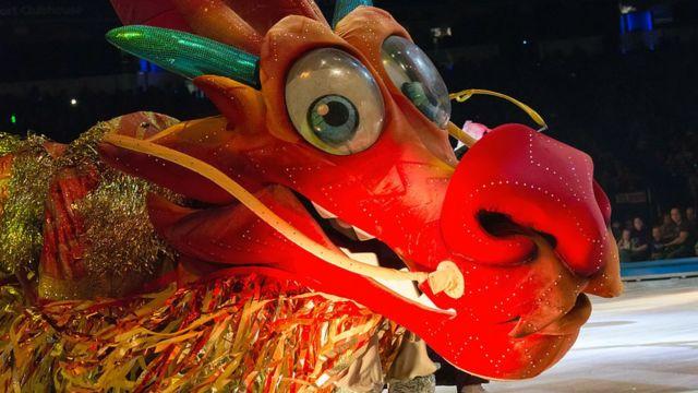 El dragón Mushu