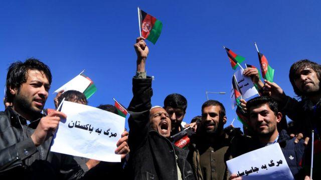 اعتراض در کابل