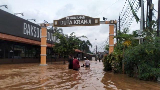 Banjir, Jakarta, Bekasi