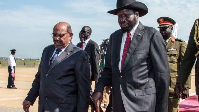 Kiir Khartoum