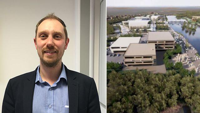 Suspended Swansea University academic Bjorn Rodde resigns