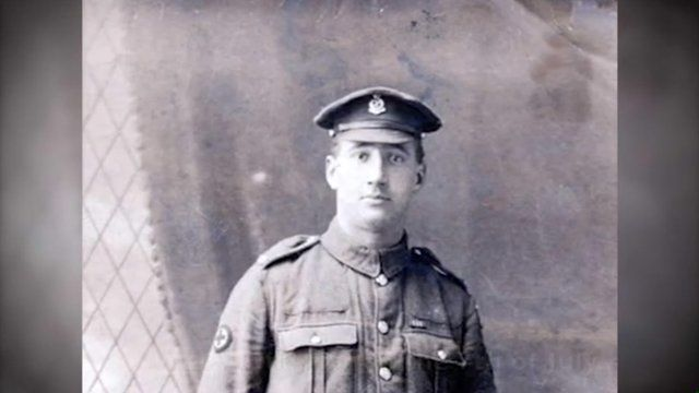 Oliver Young on his experience at the battle of Mametz Wood