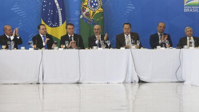 Bancada evangélica e Bolsonaro