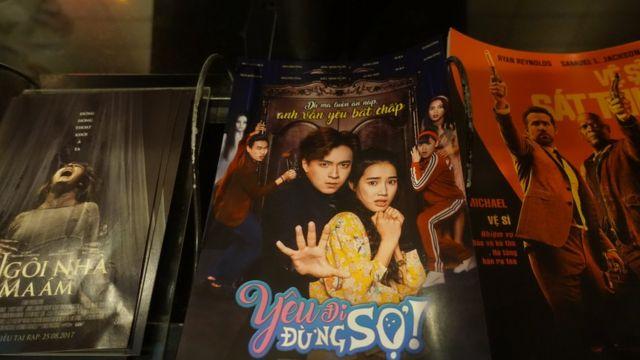 Ngày càng nhiều phim Việt Nam được sản xuất và phát hành