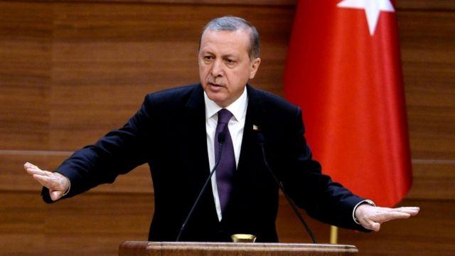 """El objetivo del concurso de poesía era """"ofender"""" al presidente turco Recep Tayyip Erdogan."""