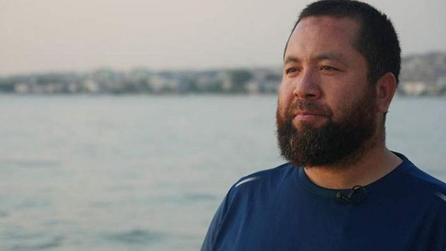 Abdusalam Muhemet, 41, foi preso depois de ter recitado um verso islâmico em um funeral