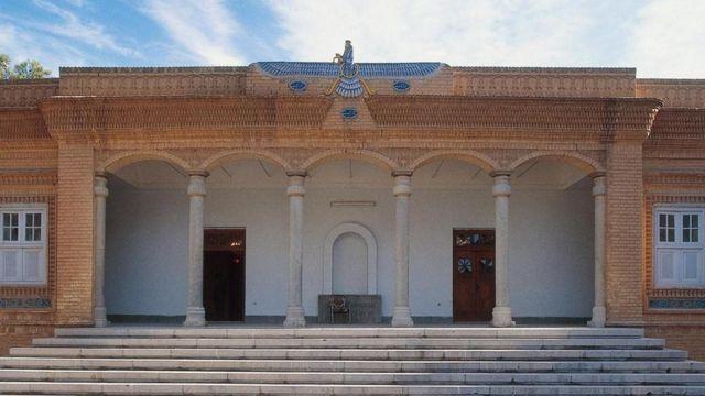 Zerdüşt tapınağı