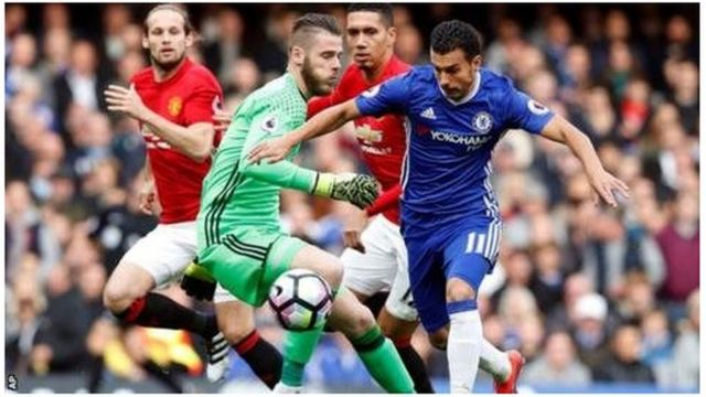 Chelsea kukabiliana na Manchester United, Conte asema ManCity ndio tatizo