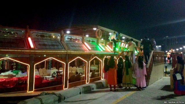 દુબઈમાં ભારતીય હિંદુઓ