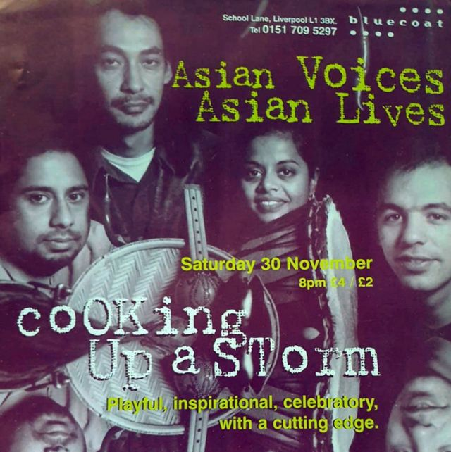 poster for Asian Writers Collective