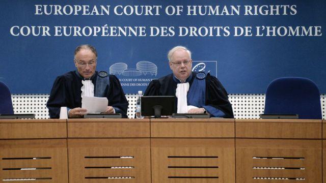 AI predicts outcome of human rights cases