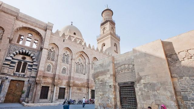سلطان الصالح کا مصر میں مقبرہ