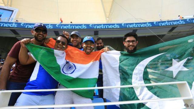 भारत-पाकिस्तान क्रिकेट