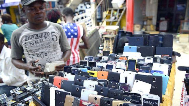 Village informatique de Lagos