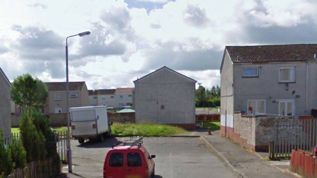 Man and woman break victim's jaw in Larkhall attack