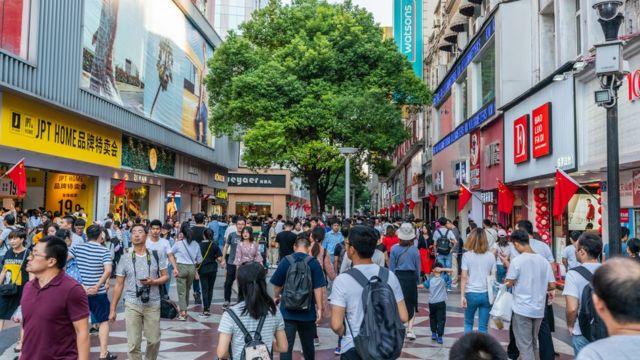 Rua na China