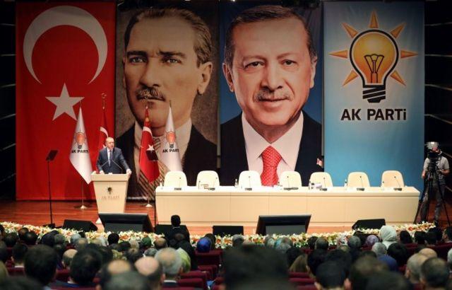 اردوغان واتاتورك